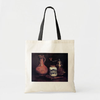 Vincent Van Gogh - Still Life With Coffee Mill Tote Bag