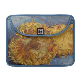 Vincent van Gogh | Sunflowers, 1887 MacBook Pro Sleeve