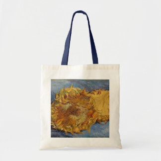 Vincent van Gogh | Sunflowers, 1887 Tote Bag