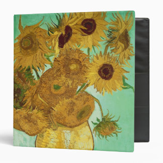 Vincent van Gogh | Sunflowers, 1888 Binder