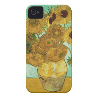 Vincent van Gogh | Sunflowers, 1888 iPhone 4 Cover