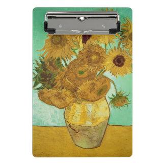 Vincent van Gogh   Sunflowers, 1888 Mini Clipboard