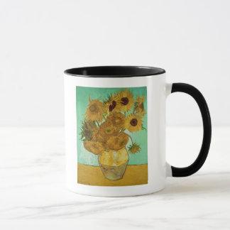 Vincent van Gogh | Sunflowers, 1888 Mug