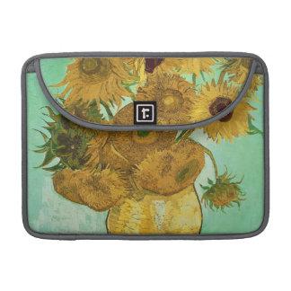 Vincent van Gogh | Sunflowers, 1888 Sleeve For MacBook Pro