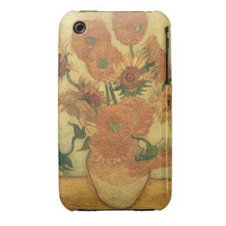 Vincent van Gogh | Sunflowers, 1889 iPhone 3 Case