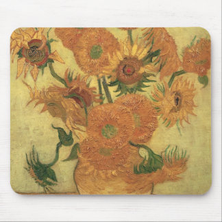 Vincent van Gogh   Sunflowers, 1889 Mouse Pad