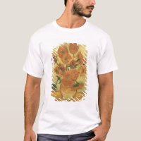 Vincent van Gogh | Sunflowers, 1889 T-Shirt