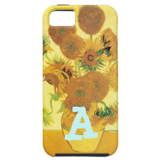 Vincent Van Gogh Sunflowers iPhone SE/5/5s Case