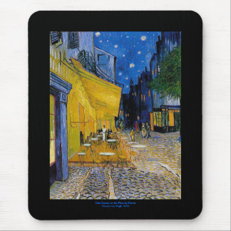 Vincent van Gogh Alfombrillas De Ratón