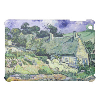 Vincent van Gogh | Thatched cottages at Cordeville Case For The iPad Mini