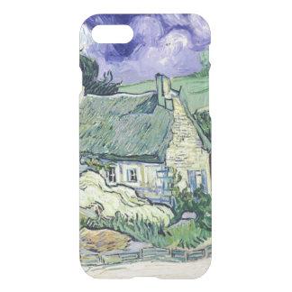 Vincent van Gogh | Thatched cottages at Cordeville iPhone 8/7 Case