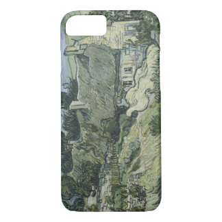 Vincent van Gogh - Thatched Cottages at Cordeville iPhone 8/7 Case