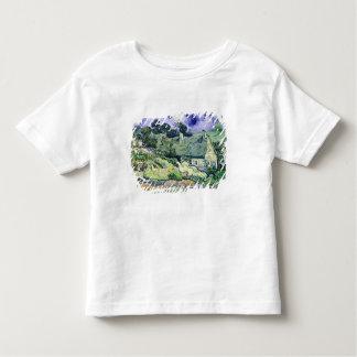 Vincent van Gogh | Thatched cottages at Cordeville Toddler T-shirt