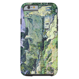 Vincent van Gogh | Thatched cottages at Cordeville Tough iPhone 6 Case