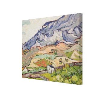 Vincent van Gogh | The Alpilles, 1890 Canvas Print