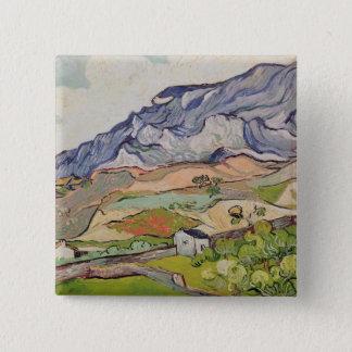Vincent van Gogh | The Alpilles, 1890 Pinback Button