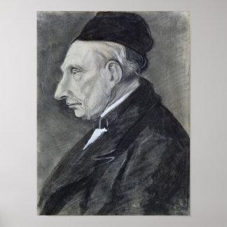 Vincent van Gogh | The Artist's Grandfather Poster