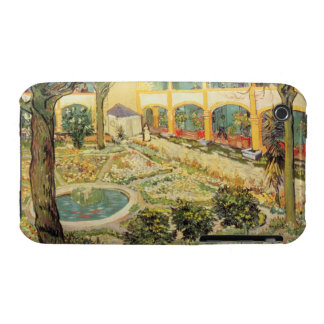 Vincent van Gogh | The Asylum Garden at Arles iPhone 3 Case-Mate Case