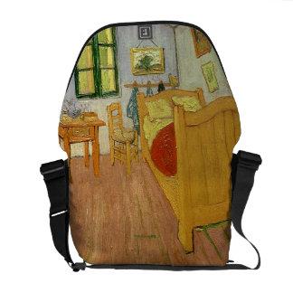 Vincent van Gogh   The Bedroom, 1888 Courier Bag