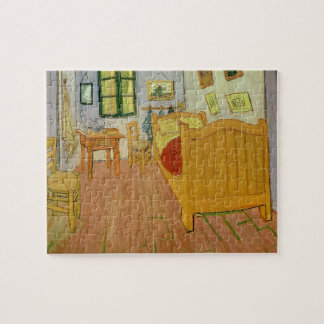 Vincent van Gogh   The Bedroom, 1888 Jigsaw Puzzle