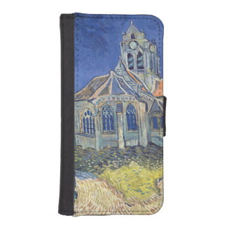 Vincent van Gogh | The Church at Auvers-sur-Oise Wallet Phone Case For iPhone SE/5/5s