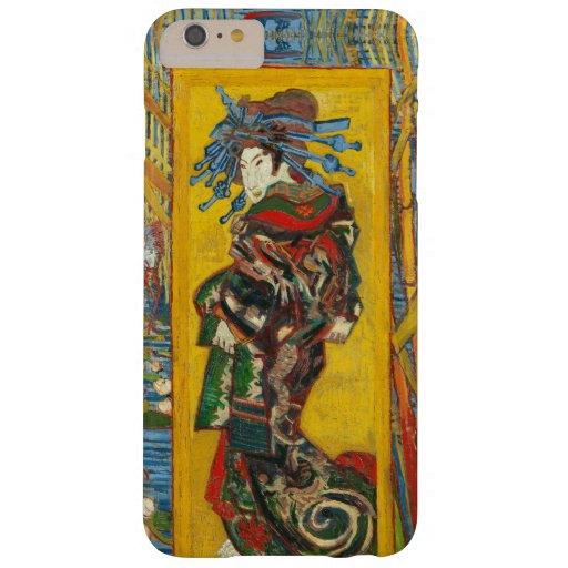 Vincent Van Gogh The Courtesan after Eisen Barely There iPhone 6 Plus Case