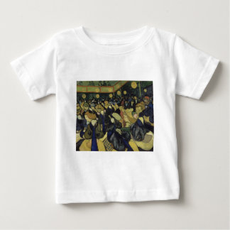 Vincent van Gogh - The Dance Hall in Arles Baby T-Shirt
