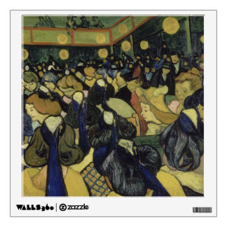 Vincent van Gogh - The Dance Hall in Arles Wall Sticker