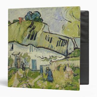 Vincent van Gogh   The Farm in Summer, 1890 3 Ring Binder