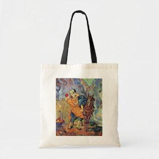 Vincent Van Gogh - The Good Samaritan - Fine Art Tote Bag