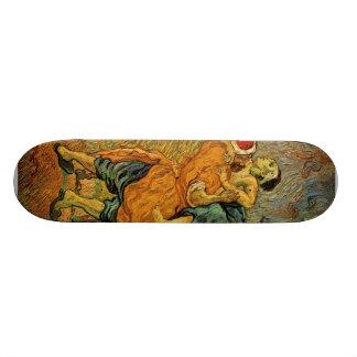 Vincent Van Gogh - The Good Samaritan Skateboard Deck