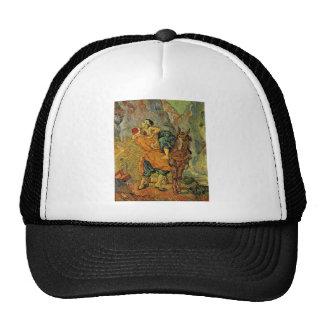 Vincent Van Gogh - The Good Samaritan Trucker Hat