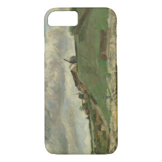 Vincent van Gogh - The Hill of Montmartre iPhone 7 Case