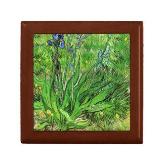 Vincent Van Gogh - The Iris Keepsake Boxes