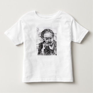 Vincent van Gogh | The Man with the Pipe Toddler T-shirt