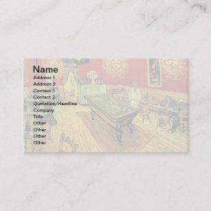 Fine art business cards templates zazzle vincent van gogh the night cafe fine art business card colourmoves