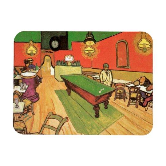 Vincent Van Gogh - The Night Cafe In Arles Magnet
