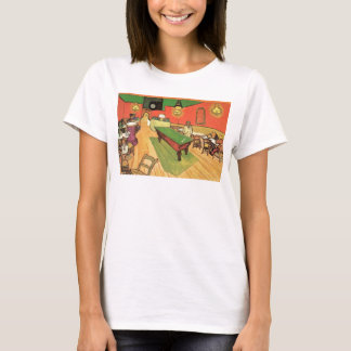 Vincent Van Gogh - The Night Cafe In Arles T-Shirt