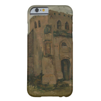 Vincent van Gogh - The Old Church Tower at Nuenen Barely There iPhone 6 Case