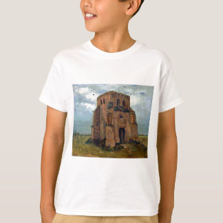 Vincent van Gogh The Old Church Tower at Nuenen T-Shirt