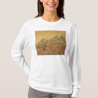 Vincent van Gogh | The Olive Grove, 1889 T-Shirt