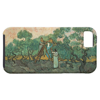 Vincent van Gogh | The Olive Pickers, Saint-Remy iPhone SE/5/5s Case