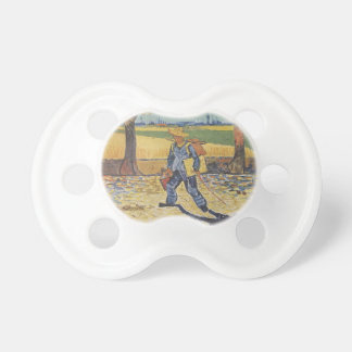 Vincent Van Gogh - The Painter on his Way to Work Pacifier