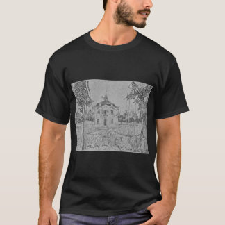 vincent van gogh the pavilion  vincent van gogh th T-Shirt