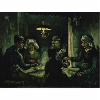 Vincent van Gogh - The potato eaters Cutout