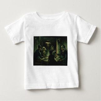 Vincent van Gogh - The potato eaters T-shirt