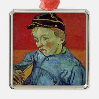 Vincent van Gogh | The Schoolboy, 1889-90 Metal Ornament