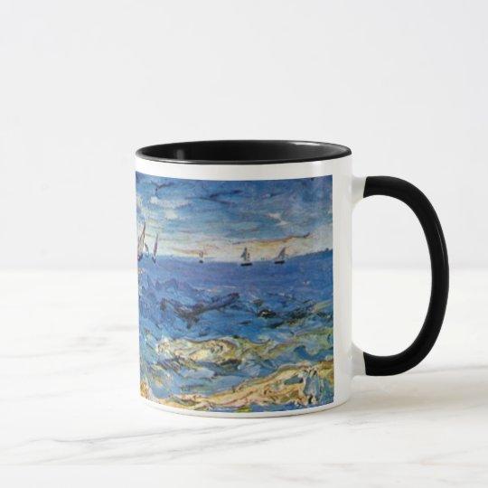 Vincent Van Gogh - The Sea At Saintes Maries Mug