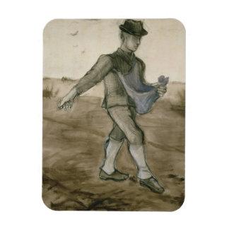 Vincent van Gogh | The Sower, 1881 Magnet