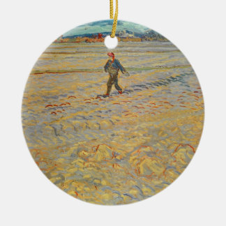 Vincent van Gogh | The Sower, 1888 Ceramic Ornament